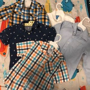 4T shirt lot
